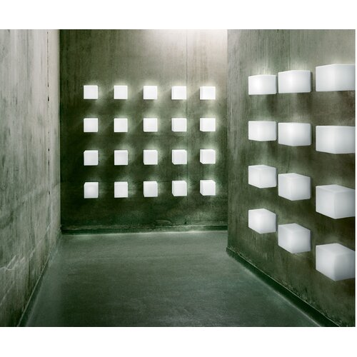Itre Cubi Wall / Ceiling Light