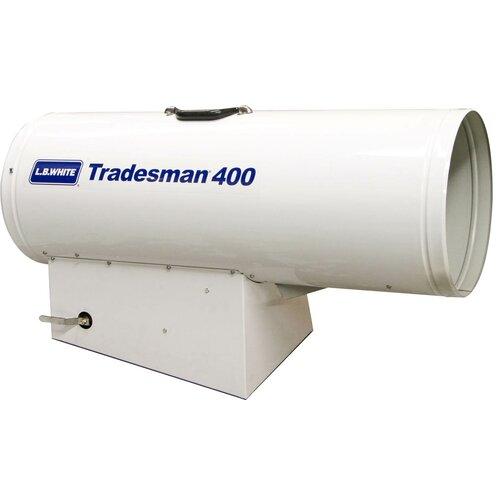 L.B. White Tradesman 400,000 BTU Utility Propane Space Heater