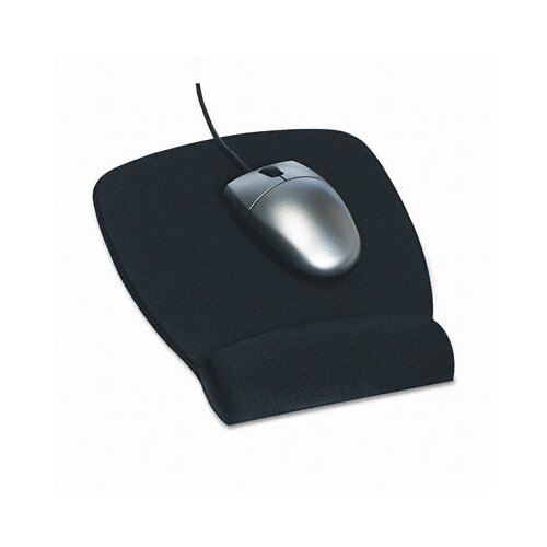 3M 3M Foam Wrist Support Mouse Pads With Wrist Rests