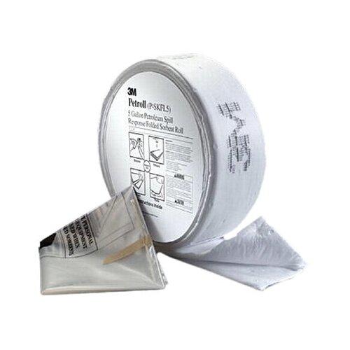3M Petroleum Folded Spill Kits - 46289 5-gal petroleum spill kit folded 3 ro