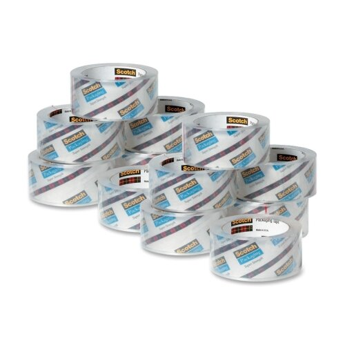 3M Scotch 3850 Heavy Duty Tape Refills, 36/Carton