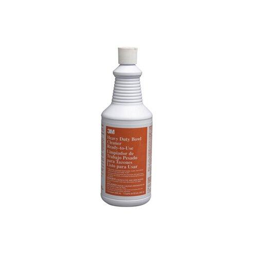 3M Heavy-Duty Bowl Cleaner Liquid Bottle