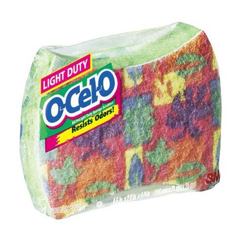 """3M 5.9"""" O-Cel-O Light Duty Sponge Scrubber"""