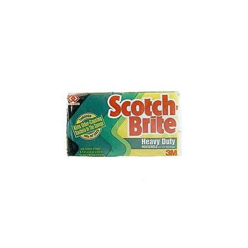 3M Scotch-Brite Heavy Duty Household Scrub Sponge