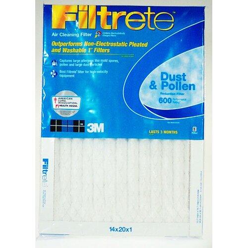 3M Filtrete High Performance Clean Air Filter