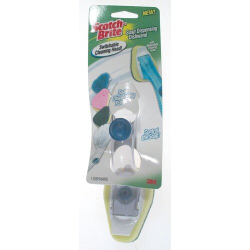 3M Scotch-Brite Soap Dispensing Dishwand