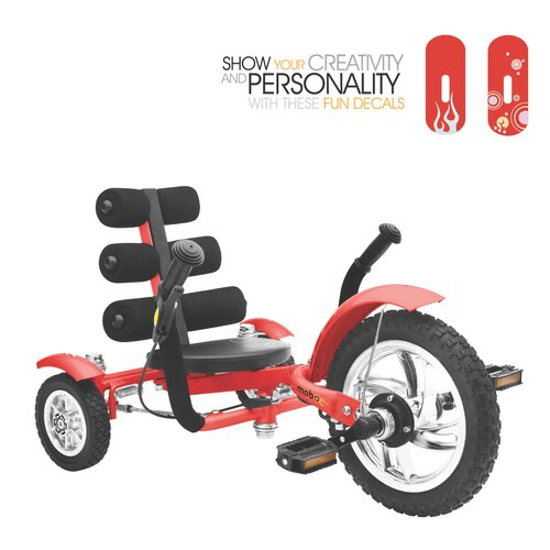 "Mobo 12"" Mini Tricycle"