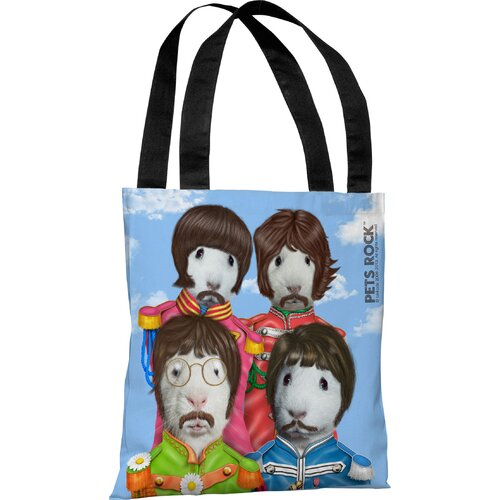 Pets Rock Furry 4 Tote Bag