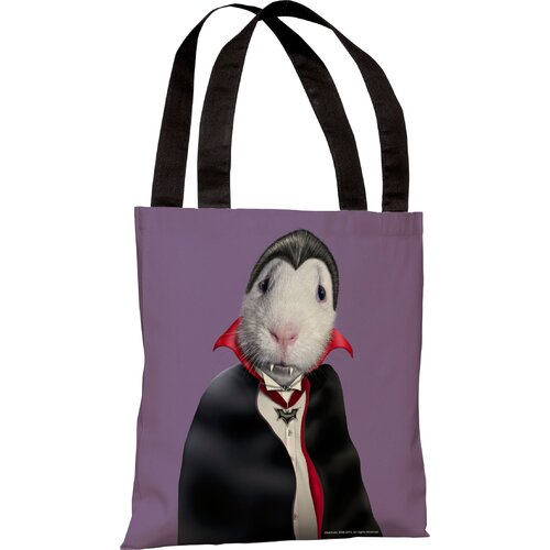 Pets Rock Dracula Tote Bag