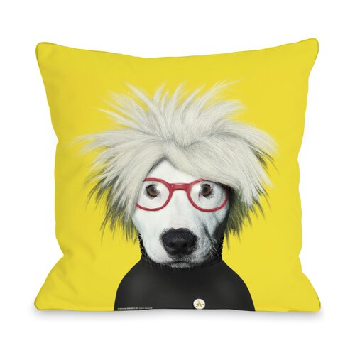 Pets Rock Soup Pillow