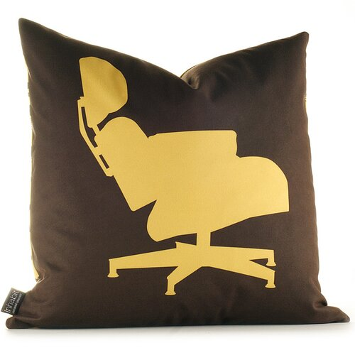 Inhabit Modern Classics 1956 Synthetic Pillow