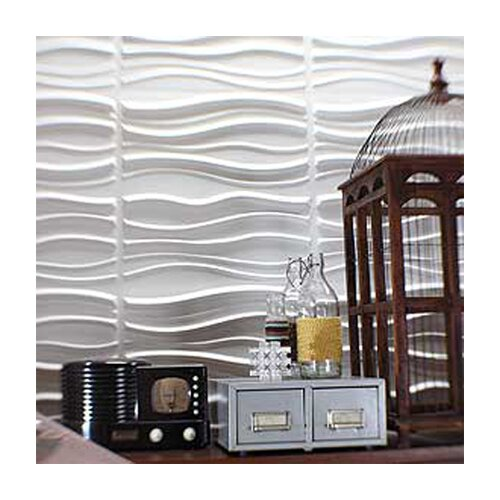 Inhabit Wall Flats Tierra 12 Piece Wallpaper Tiles