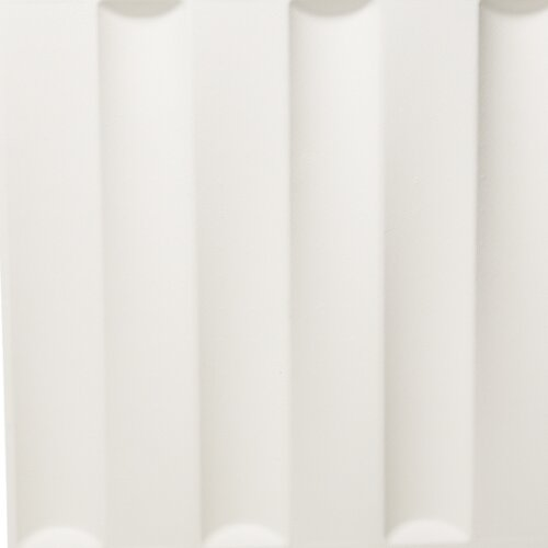 Inhabit Wall Flats Seesaw Stripes 10 Piece Wallpaper