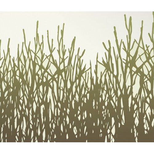 Inhabit Madera Field Grass Slat Wall Hanging