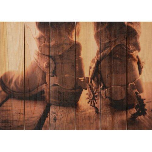 Gizaun Art Show Down Photographic Print