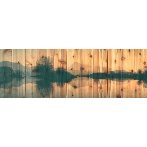 Gizaun Art Still Lake Photographic Print