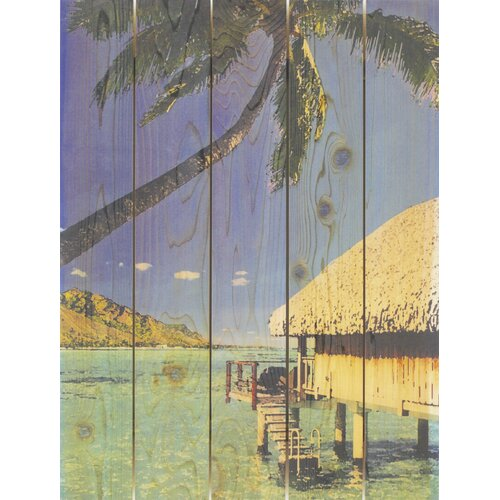 Tropic Paradise Photographic Print