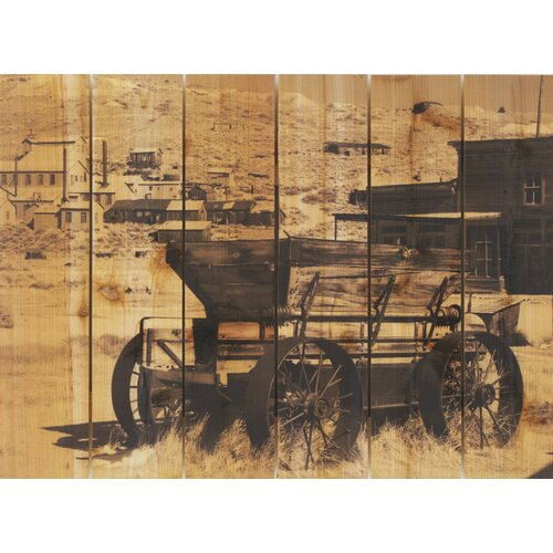 Gizaun Art Old West Photographic Print
