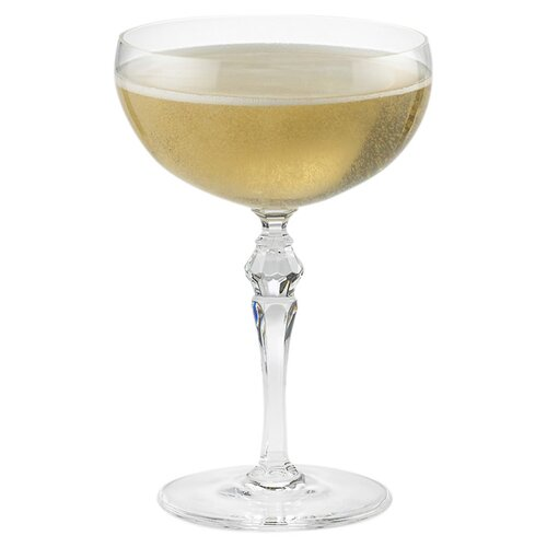 Wine Enthusiast Fusion Champagne Coupe Glass