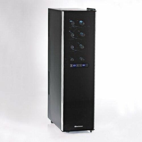 Silent 18 Bottle Dual Zone Slimine Wine Refrigerator