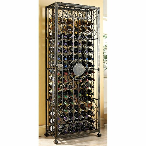Wine Enthusiast 96 Bottle Wine Rack