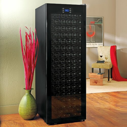 Classic 166 Bottle Single Zone Wine Refrigerator