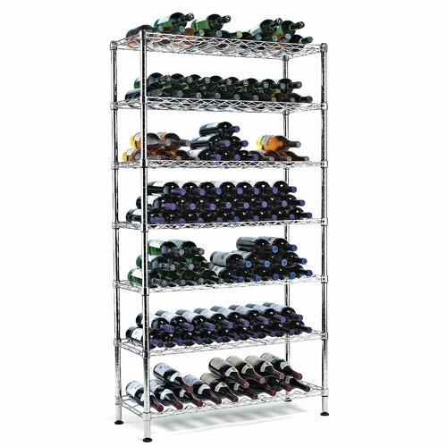 Pantry 126 Bottle Wine Rack