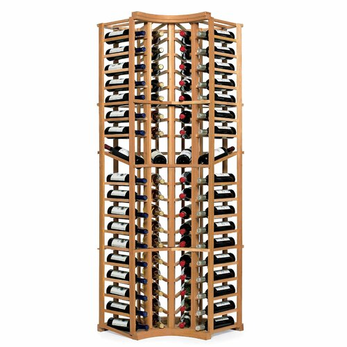 Wine Enthusiast N'finity 72 Bottle Wine Rack