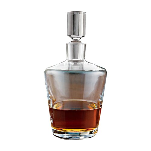 Wine Enthusiast Ambassador Whiskey Decanter