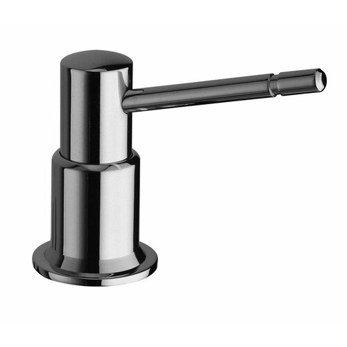 Faucets j25 kitchen series single hole under counter soap dispenser
