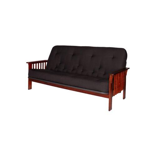 Big Tree Furniture ComfortFlex Series Newport Full Futon and Mattress