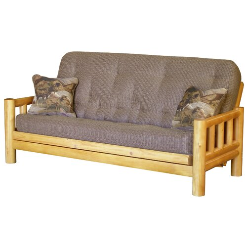 Big Tree Furniture Premium Hardwood Series Tahoe Futon and