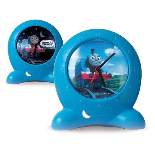 Diggin Active Thomas the Tank GoGlow Clock