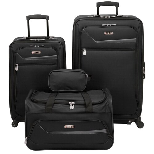 Metro 3.0 4 Piece Luggage Set