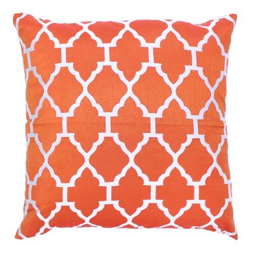 Divine Designs Novato Embroidered Pillow