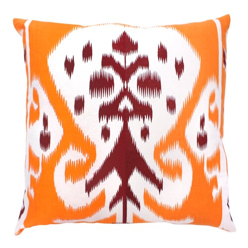 Pooja Ikat Pillow