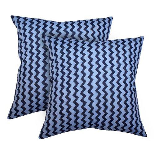 Divine Designs Skyscraper Decorative Pillow