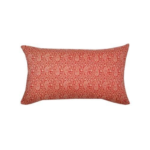 Bandana Paisley Cotton Pillow