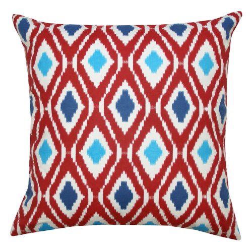 Geo Cotton Pillow