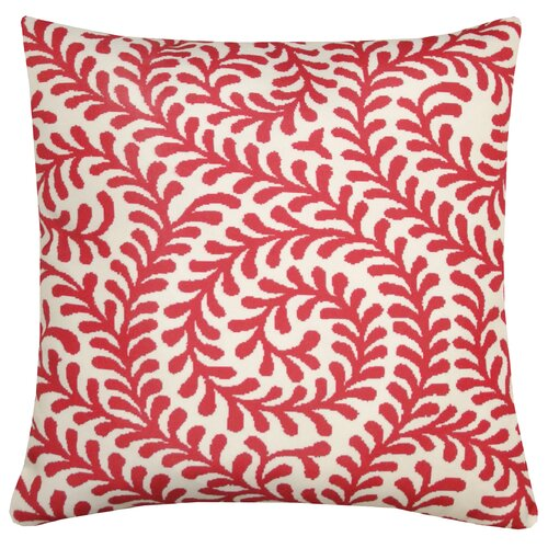 Divine Designs Swirl Polyester Pillow