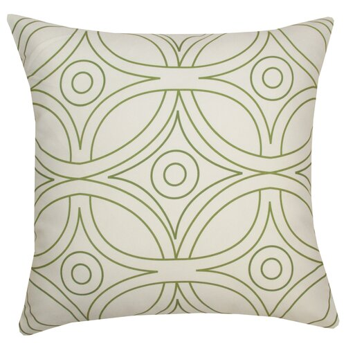Geometric Tiles Polyester Pillow