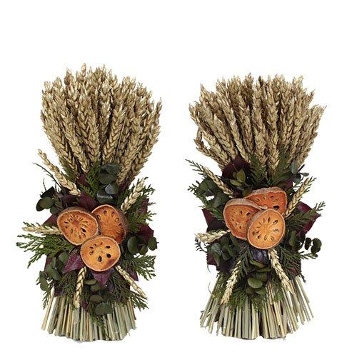 Urban Florals Holiday Bentley Quince