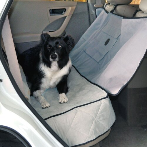 K&H Manufacturing Deluxe Dog Car Seat Cover
