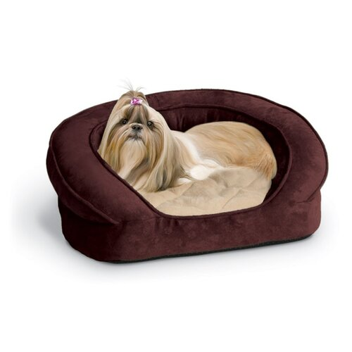 Deluxe Ortho Sleeper Bolster Dog Bed