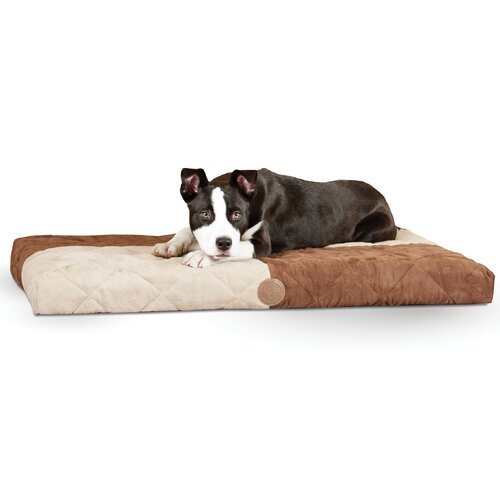 Quilted Memory Dog Dream Pad