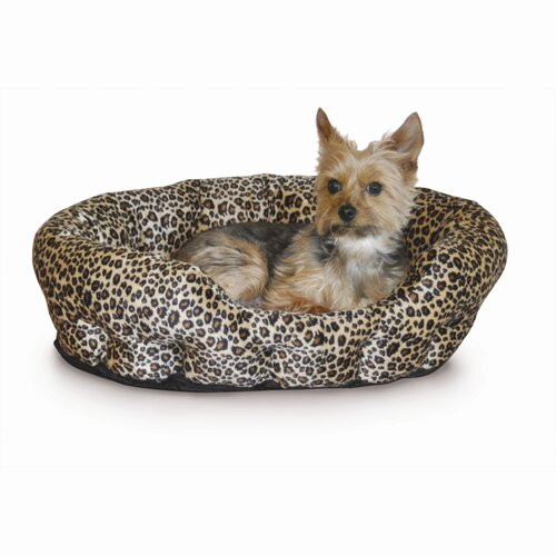 K&H Manufacturing Self Warming Nuzzle Nest Dog Bed