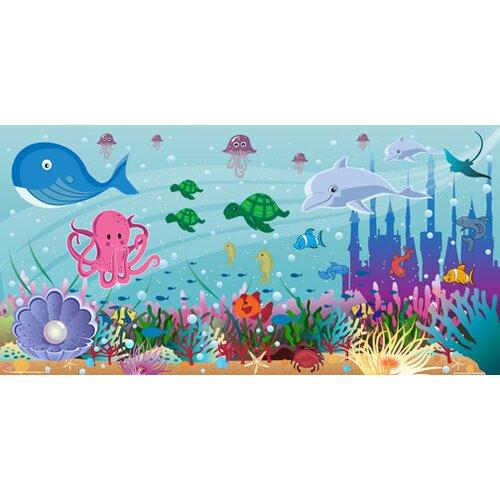 Mona Melisa Designs Ocean Girl Wall Mural