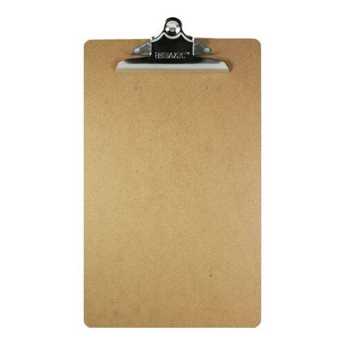 Bazic Hardboard Clipboard
