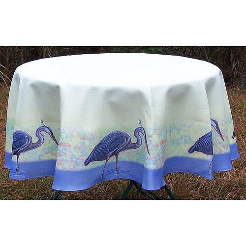 Betsy Drake Interiors Heron Tablecloth