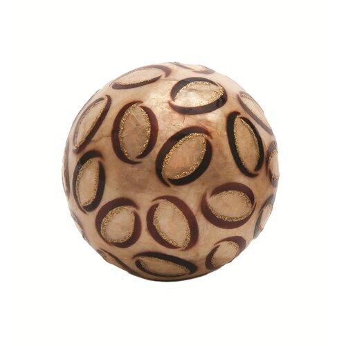 Dekorasyon Gifts & Decor Capiz Rings Ball